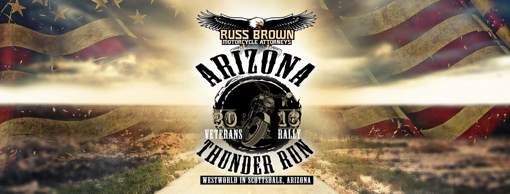 Arizona Thunder Run Veterans Rally