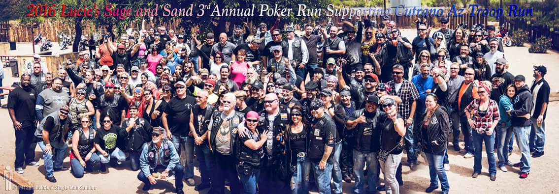5-1-16 - 3rd Annual Poker Run Group Shot